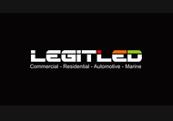 Legit LED or Legit Lighting Logo - Entry #119