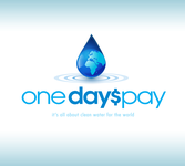A Days Pay/One Days Pay-Design a LOGO to Help Change the World!  - Entry #89