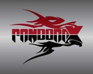 Pandora X Logo - Entry #58
