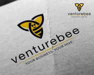 venturebee Logo - Entry #106