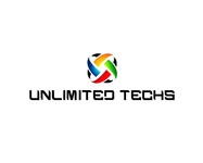 Unlimited Techs Logo - Entry #25