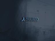 ALLRED WEALTH MANAGEMENT Logo - Entry #407
