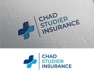 Chad Studier Insurance Logo - Entry #235