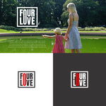 Four love Logo - Entry #191