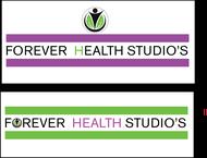 Forever Health Studio's Logo - Entry #119