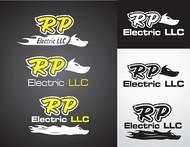 RP ELECTRIC LLC Logo - Entry #6
