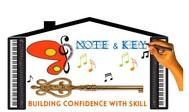 Note & Key Logo - Entry #76