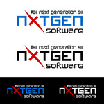 NxtGen Software Logo - Entry #15
