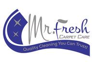 Mr. Fresh Carpet Care Logo - Entry #3
