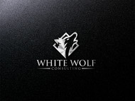 White Wolf Consulting (optional LLC) Logo - Entry #4