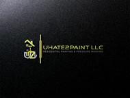 uHate2Paint LLC Logo - Entry #179