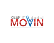 Keep It Movin Logo - Entry #123