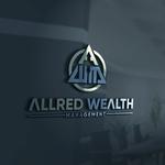 ALLRED WEALTH MANAGEMENT Logo - Entry #423