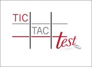 TicTacTest Logo - Entry #18