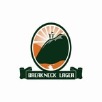 Breakneck Lager Logo - Entry #67
