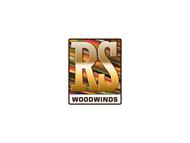 Woodwind repair business logo: R S Woodwinds, llc - Entry #64