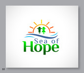 Sea of Hope Logo - Entry #211
