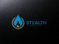 Stealth Projects Logo - Entry #164