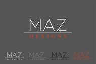 Maz Designs Logo - Entry #205