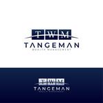 Tangemanwealthmanagement.com Logo - Entry #506