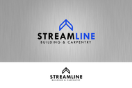 STREAMLINE building & carpentry Logo - Entry #154