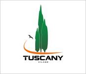 Tuscany Village Logo - Entry #3