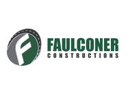 Faulconer or Faulconer Construction Logo - Entry #333