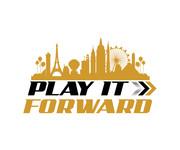 Play It Forward Logo - Entry #287