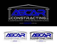 ASCAR Contracting Logo - Entry #11