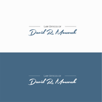 Law Offices of David R. Monarch Logo - Entry #248
