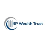 4P Wealth Trust Logo - Entry #276