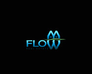 Flow Real Estate Logo - Entry #81