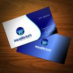 Aqualibrium Logo - Entry #132