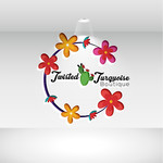 Twisted Turquoise Boutique Logo - Entry #166