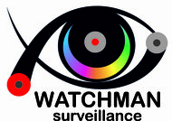 Watchman Surveillance Logo - Entry #308