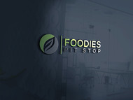 Foodies Pit Stop Logo - Entry #3