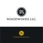 Woodwind repair business logo: R S Woodwinds, llc - Entry #91