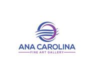 Ana Carolina Fine Art Gallery Logo - Entry #56