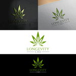 Longevity CBD Logo - Entry #70