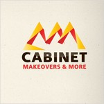 Cabinet Makeovers & More Logo - Entry #225