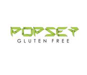 gluten free popsey  Logo - Entry #96