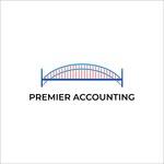 Premier Accounting Logo - Entry #390