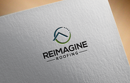 Reimagine Roofing Logo - Entry #36
