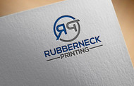Rubberneck Printing Logo - Entry #41