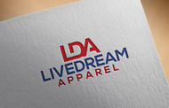 LiveDream Apparel Logo - Entry #174