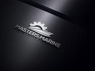 Masters Marine Logo - Entry #74