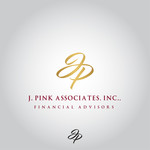 J. Pink Associates, Inc., Financial Advisors Logo - Entry #458