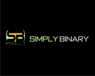 Simply Binary Logo - Entry #155