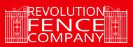 Revolution Fence Co. Logo - Entry #2