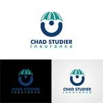Chad Studier Insurance Logo - Entry #404
